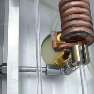 inducteur pour dilatomètre de trempe Linseis