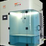 mixSorb de la société 3P pour courbe de pesée adsorption sélective