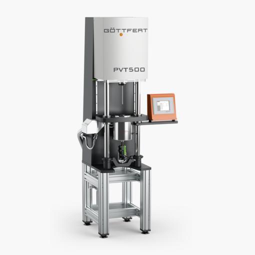 appareil de mesure PVT pour thermoplastique Gottfert